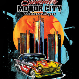 2018 2nd Annual Summer Motor City Tattoo Expo