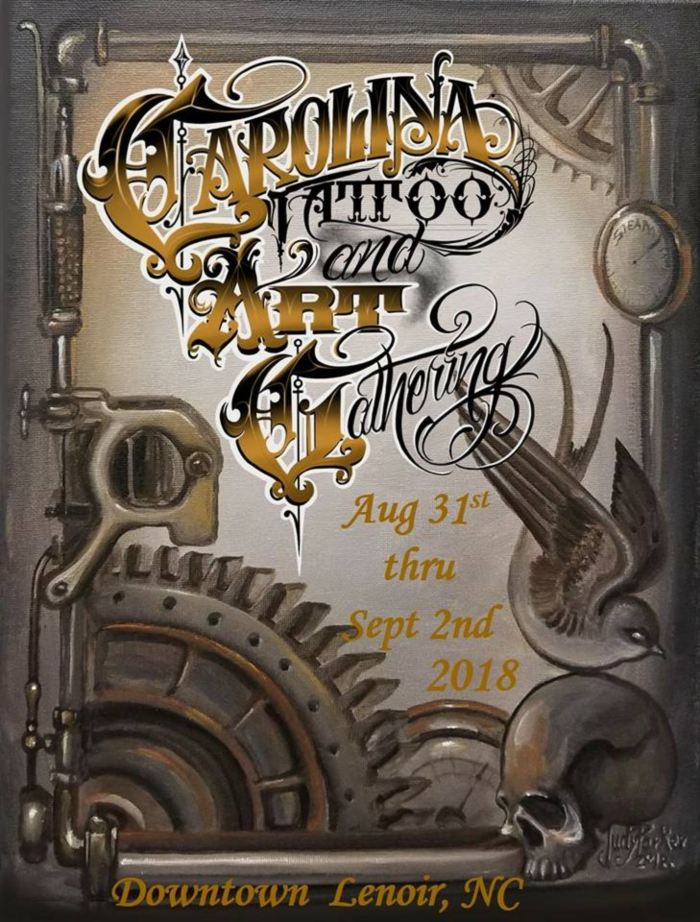 2018 Carolina Tattoo and Arts Gathering