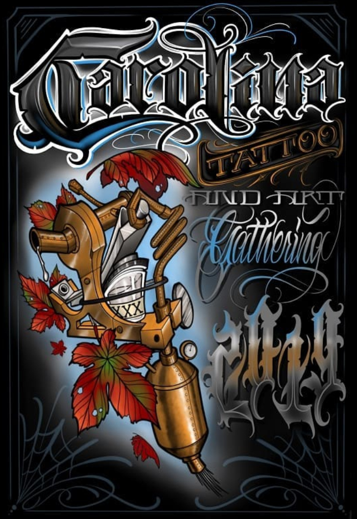 2019 Carolina Tattoo & Arts