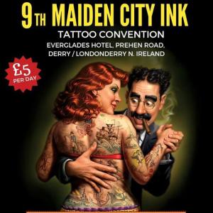 World Tattoo Events • The World Best Tattoo Conventions Calendar