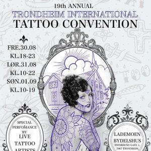 2019 Trondheim Tattoo Convention