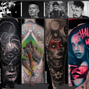 Collective Seminar of Tattoos 2018