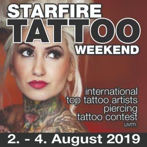 Starfire Tattoo Weekend Münster 2019