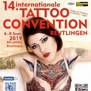 Tattoo Convention Reutlingen 2019