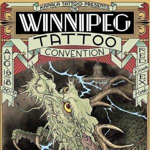 Winnipeg Tattoo Convention 2019