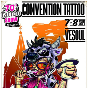 2019 The 70's Tattoo Show