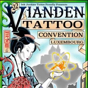 2019 Vianden Tattoo Convention