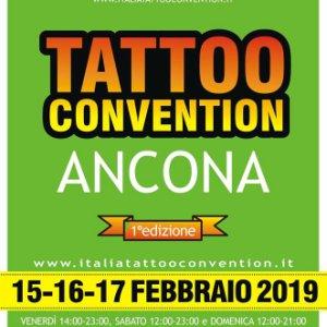 ANCONA TATTOO CONVENTION 2019