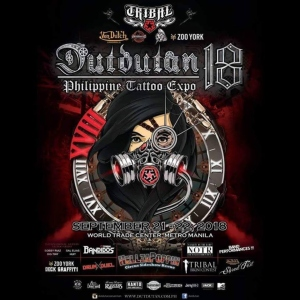 DUTDUTAN TATTOO CONVENTION2018