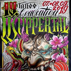 Wuppertaler Tattoo Convention 2019