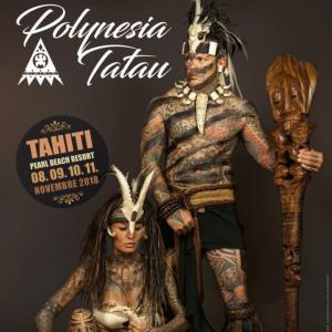 2018 Polynesia Tatau Tattoo Convention