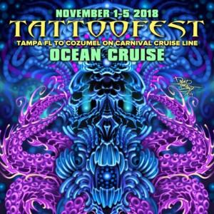 2018 Tattoofest Cruise