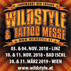 2018 Wildstyle & Tattoo Messe Tour Linz