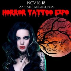 Arizona Horror Tattoo Expo 2018