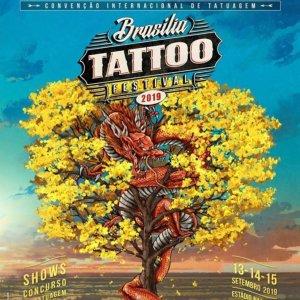 Brasilia Tattoo Festival 2019