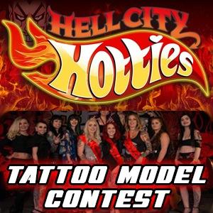 Hell City Hotties Tattoo Model Contest