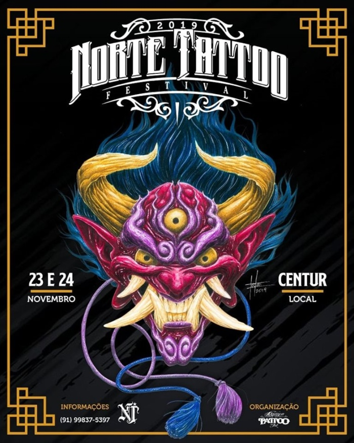 Norte Tattoo Festival 2019