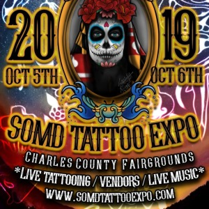 SOMD Southern Maryland Tattoo Expo 2019