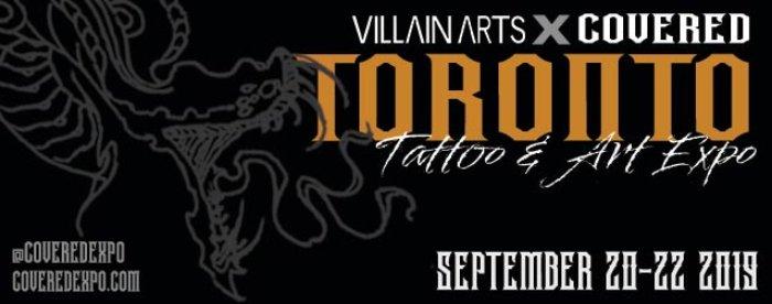 Minneapolis Tattoo Convention 10 January 2020