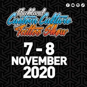 Auckland Tattoo Show 2020 November
