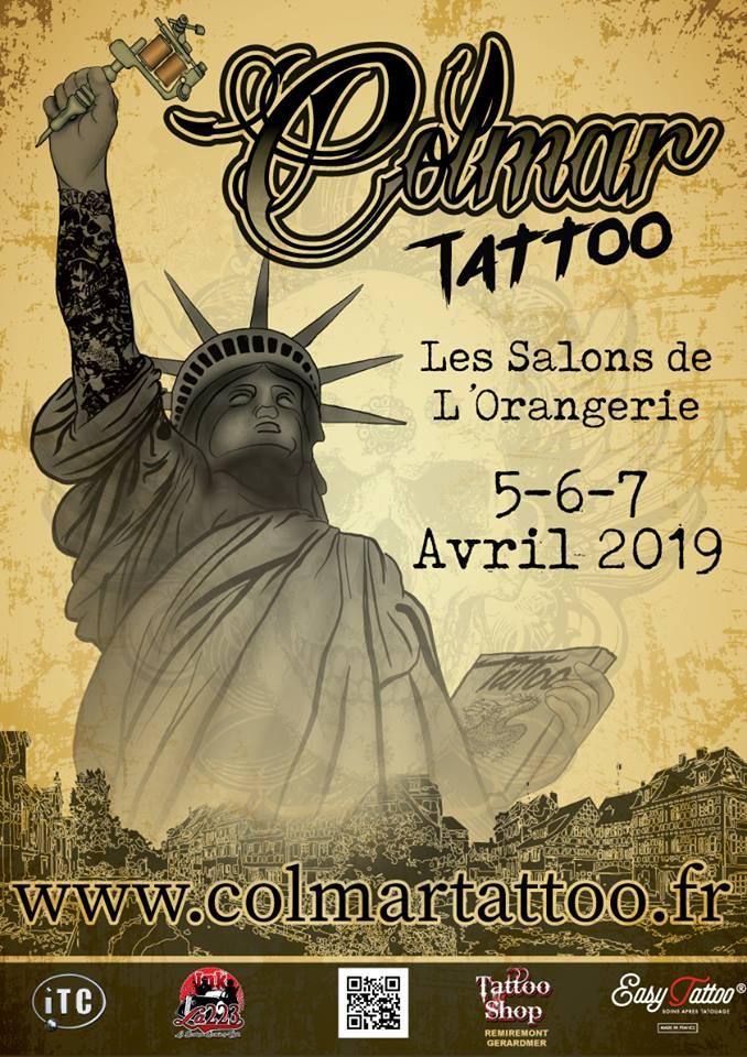 Colmar Tattoo 2019 April