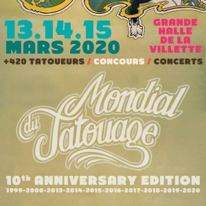 Le Mondial du Tatouage 2020