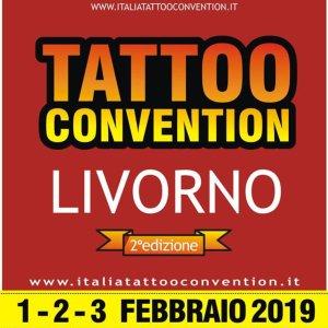 Livorno Tattoo Convention 2019