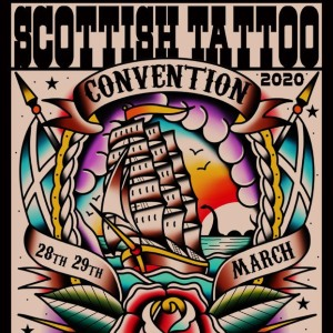 10th Scottish Tattoo Convention 2020 featured