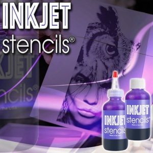 InkJet Stencils tattoo supply