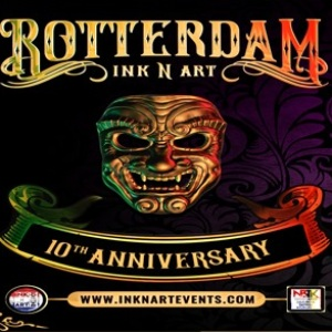 10th Rotterdam Tattoo Convention March 2020 Netherlands
