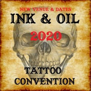 Ink and Oil Tattoo Convention