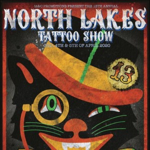 North Lakes Tattoo Show 2020 featured