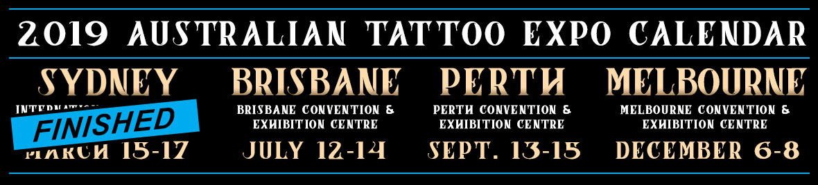 World Tattoo Events • Find The World Best Tattoo Conventions & Festivals