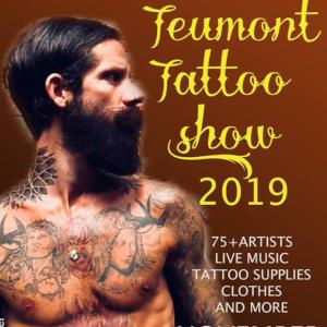 2019 Jeumont Tattoo Convention