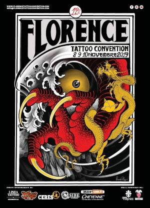 2019 Florence Tattoo Convention
