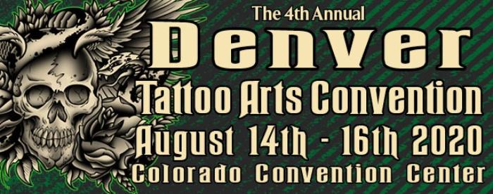 2020 Denver Tattoo Arts Convention
