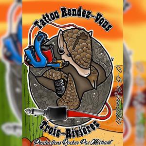 2020 Trois-Rivières Tattoo Rendez Vous