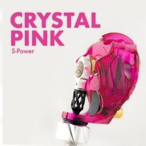 Art Driver Crystal Pink Pen Machine