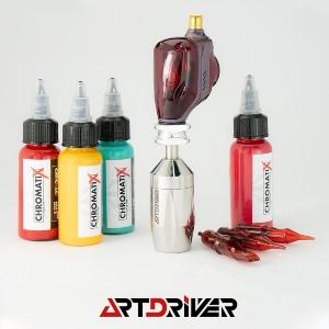 Art Driver Tattoo Machines 2020