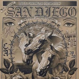 San Diego Tattoo Invitational 2020