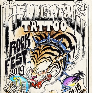 2019 Hellgarve Tattoo Rock Fest