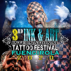 Ink and Art tattoo festival Spain 2020 Matt Gone