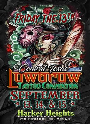 Lowbrow Tattoo Convention 2019