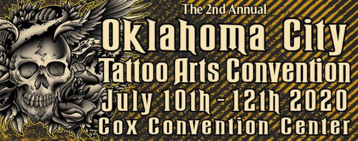 Oklahoma City Tattoo Arts Convention