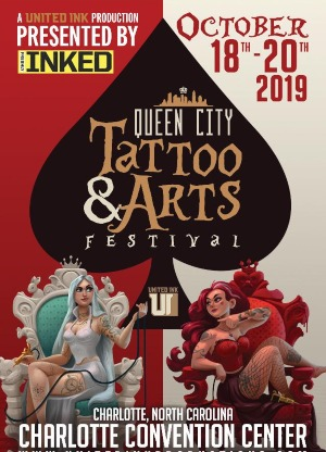 Queen City Tattoo Convention 2019 USA