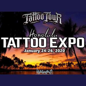 Tattoo Tour Honolulu Tattoo Expo 2020