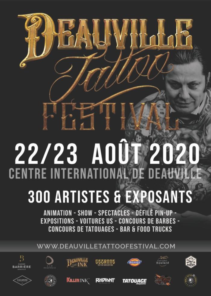 4th Deauville Tattoo Festival 2020
