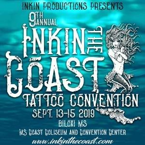 INKIN THE COAST TATTOO CONVENTION BILOXI 2019 (1)