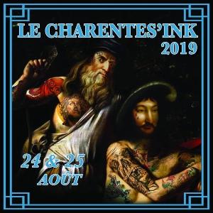 Le Charentes Ink Tattoo 2019