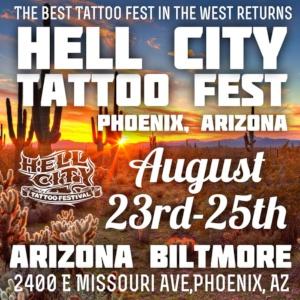 hell_city_tattoo_fest_phoenix_arizona_convention 2019